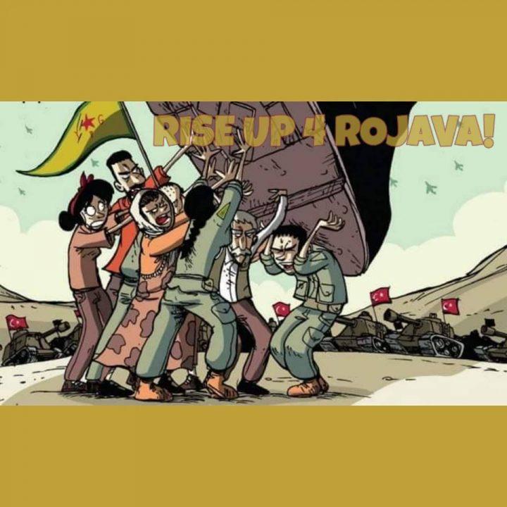 Rojava, una guerra por poder