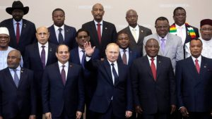 Moscow once again appears on the African continent with the first Russia-Africa summit