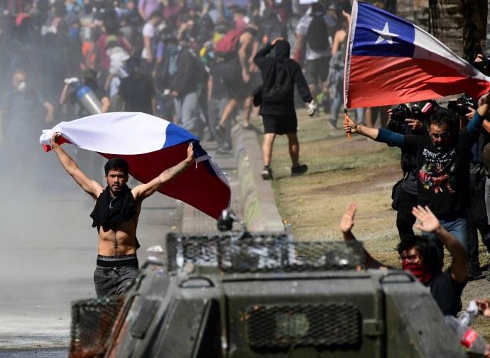 Solidarietà al popolo cileno! Presidio a Milano
