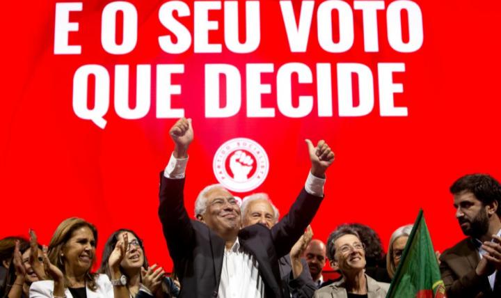 Portugal: socialistas vencem, mas sem maioria absoluta; direita tradicional perde espaço no Parlamento
