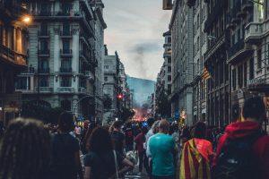 Elogio del tumulto