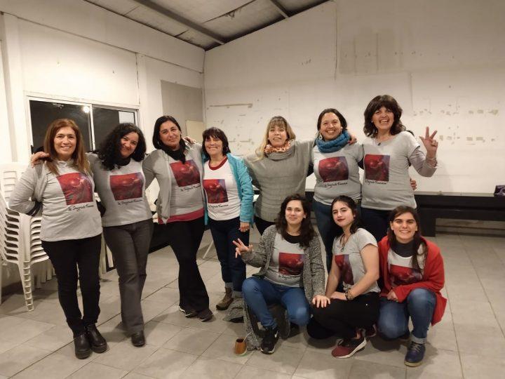 Lo Sagrado Femenino en el Encuentro Plurinacional de Mujeres y Disidencias N° 34 de la ciudad de La Plata