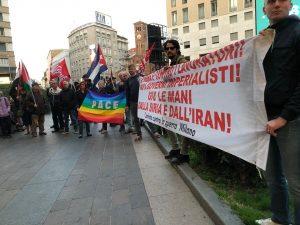 Milano: documento del presidio in difesa della Siria
