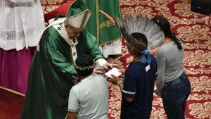 Si chiude il sinodo per l'Amazzonia e lascia il segno nella Chiesa e nella coscienza green