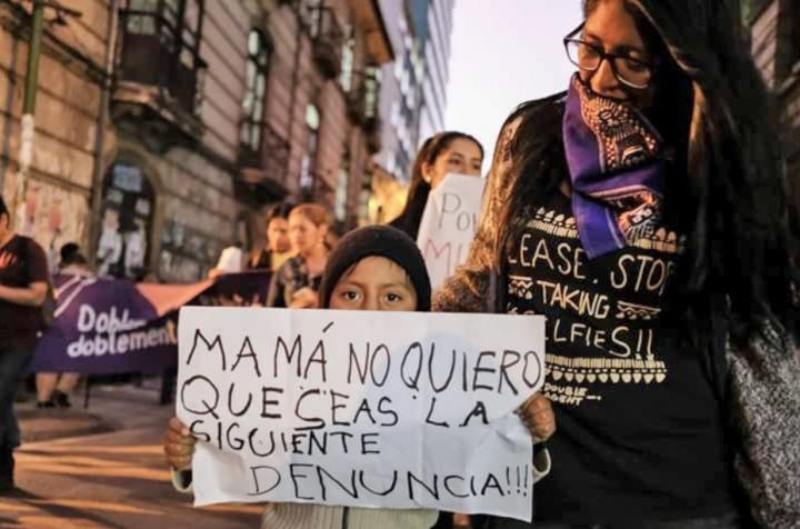 'Vivemos uma dupla opressão', afirma ativista do feminismo comunitário