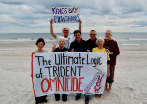 Detailed Account from Within the Trial of the Kings Bay Plowshares 7