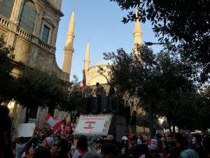 Libano: creative e libere le proteste si riprendono Beirut