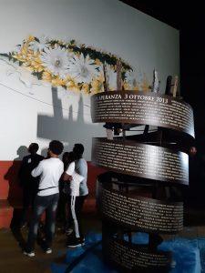 Sei anni fa la strage dei migranti a Lampedusa: inaugurato memoriale