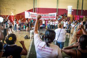 Mulheres atingidas por barragens se unem e elaboram plano de luta contra mineradoras