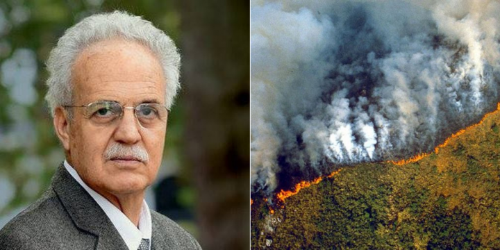 """Il Nobel per l'ambiente: """"Entro 30 anni Amazzonia come savana"""""""