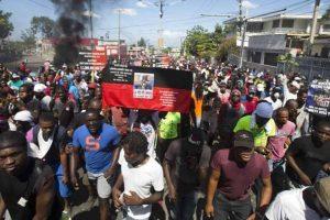 El frente internacional se posiciona en Haití