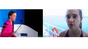 Carola Rackete y Greta Thunberg, dos ejemplos de coraje y coherencia
