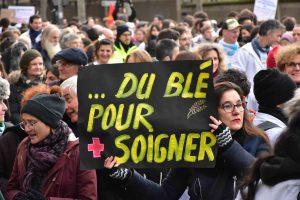 France. Urgence pour l'hôpital public : « 69.000 lits d'hospitalisation supprimés en 15 ans »
