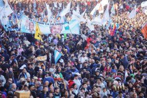 Argentina: Resistencia convertida en posibilidad futura