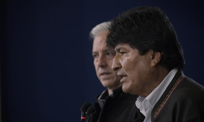 Frente a la renuncia del presidente Evo Morales y al golpe de estado en Bolivia