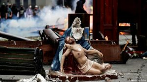 Novos tumultos após três semanas de protestos no Chile