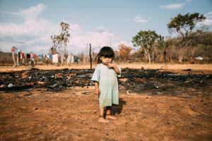 Indígenas de Brasil: «No tenemos plan B porque no tenemos planeta B»