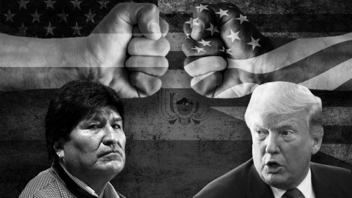 #Urgente / Bolivia: Develan audios que vinculan a cívicos, exmilitares y EEUU en planes golpistas