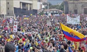 Paralisações e protestos contra Duque chegam a 5º dia consecutivo na Colômbia