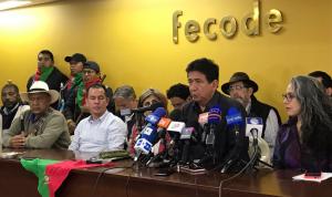 Colômbia: comitê de greve coloca condições para nova mesa de diálogo com Duque
