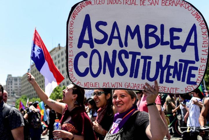 Cile: Intervista a Tomàs Hirsch, già candidato alla presidenza e parlamentare del Frente Amplio