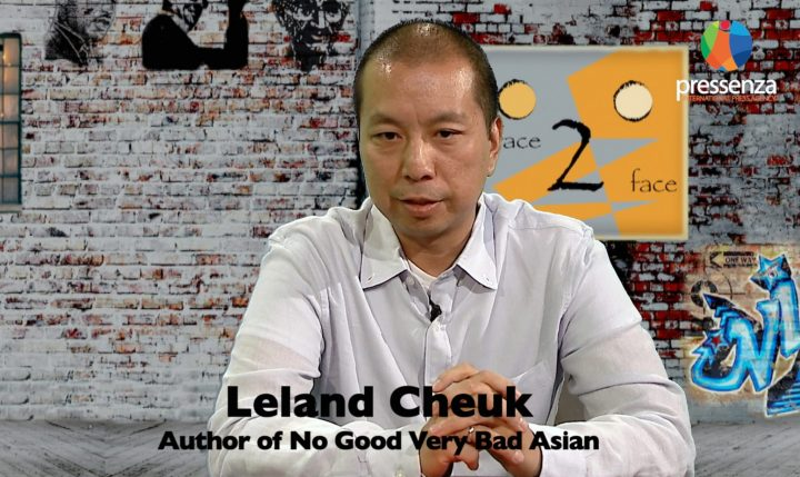 Face 2 Face with Leland Cheuk
