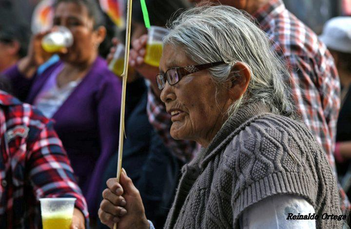 Femmes indigènes : « Il ne s'agit pas d'un homme, il s'agit d'un peuple »