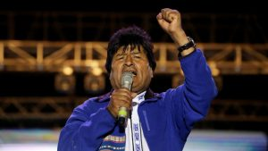 The Coup That Ousted Morales
