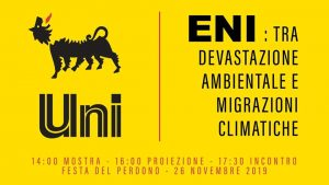 No Eni Day a Milano