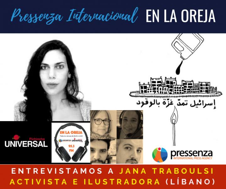 Estallido en el Líbano en Pressenza Internacional En la Oreja 15/11/2019