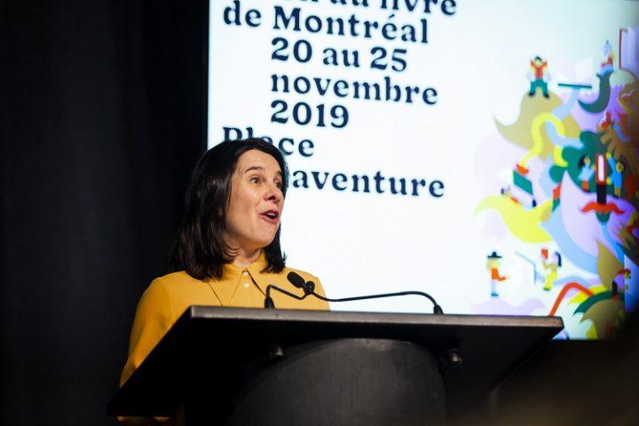 Feria del Libro de Montreal. La huella ecológica de un libro frente a la lectura digital