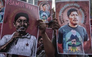 Asesinato de Samir Flores será analizado por el Parlamento Europeo
