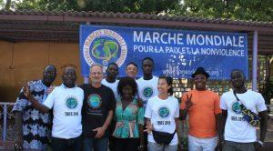 Sénégal: Thiès avec la Marche Mondiale pour la Paix et la Nonviolence