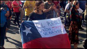 Valparaíso: El pueblo unido jamás será vencido