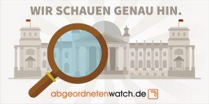 Hinter verschlossenen Türen: Welche Lobbyakteure über die Fraktionen in den Bundestag gelangten