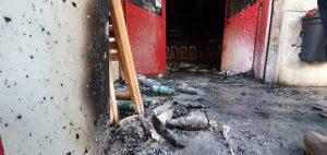 Dopo la 'Pecora elettrica', nuovo rogo in un locale a Centocelle: distrutto il Baraka Bistrot