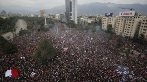 What happened when Chile woke up