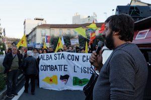 Alba sta con chi combatte l'Isis