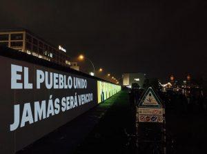 Un día histórico para Berlín, ¿cuándo podrá el pueblo chileno celebrar el triunfo de su revolución ?