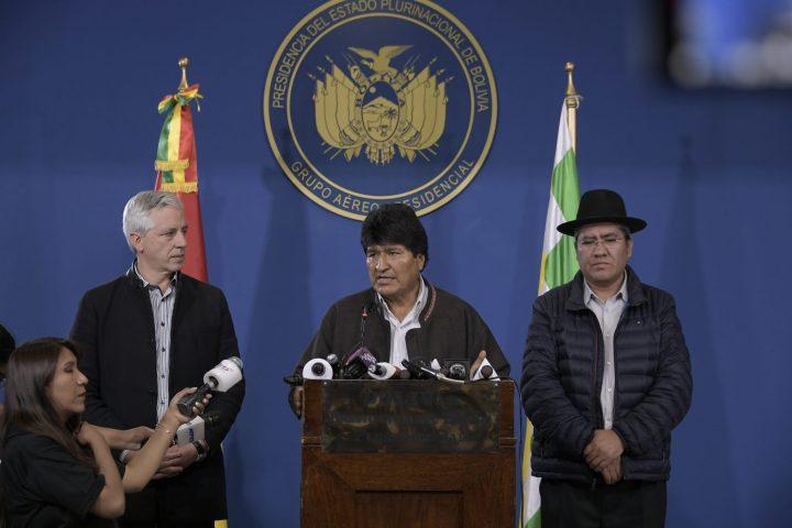Foro de Comunicadores de América Latina y el Caribe manifiesta su rechazo al intento de golpe en Bolivia