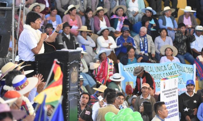 Bolivia: apuntes del día a día de un intento de golpe en curso