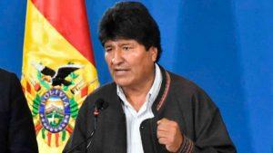 Il Partito Umanista condanna il colpo di stato perpetrato in Bolivia contro il legittimo governo di Evo Morales