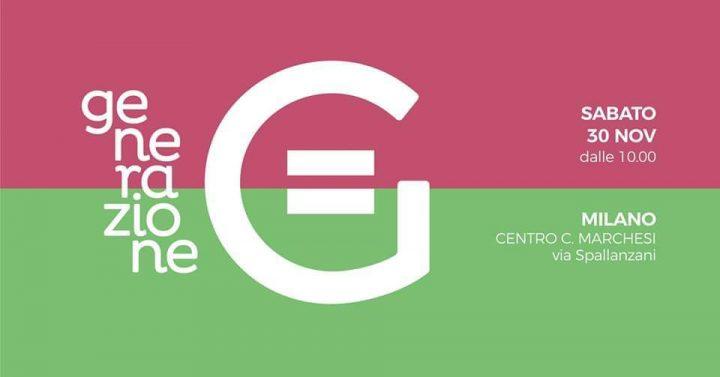 Generazione G, incontro a Milano