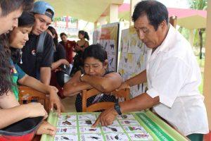 [Perú] Rescatan lengua Iñapari, un pueblo casi extinto por la explotación cauchera