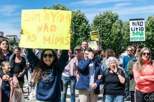 Portugal: Não às Minas, Sim à Vida!