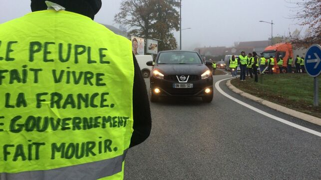 La política experiencial o los chalecos amarillos como pueblo