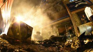 Horas de rabia y tristeza por el golpe de Estado en Bolivia