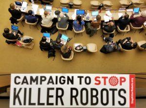 Ungarn würde die Entwicklung von Killerrobotern stoppen, doch die Großmächte halten daran fest