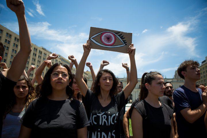 Traumas oculares: La mutilación como un arma