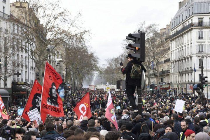17 Δεκεμβρίου 2019, συνταξιούχοι στη Γαλλία: Πόσο μπορεί να κρατήσει αυτή η κυβέρνηση απέναντι σ'αυτή την ιστορική κινητοποίηση;